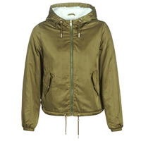 Clothing Women Jackets Only ONLNEWCALLY Kaki