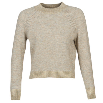 Clothing Women jumpers Only ONLFRANJA Beige