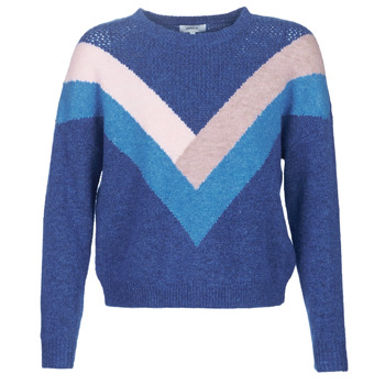 Clothing Women jumpers Only ONLFCORA Blue