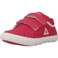 Shoes Girl Low top trainers Le Coq Sportif SAINT GAETAN INF CVS Pink