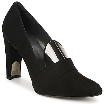 Shoes Women Heels Stuart Weitzman UPFRONT Black