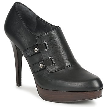 Shoes Women Shoe boots Stuart Weitzman TWO BUCKS Black