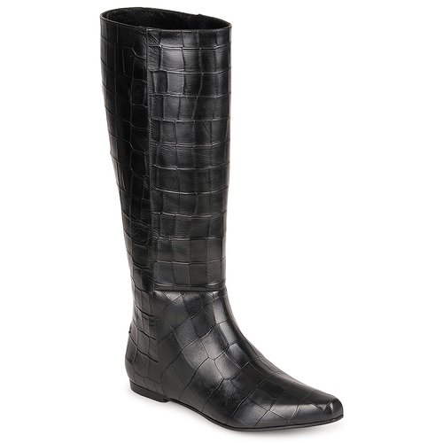 Shoes Women High boots Roberto Cavalli SPS749 Black