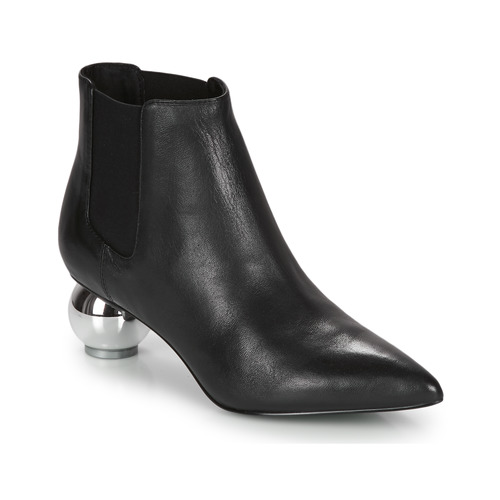 Shoes Women Ankle boots Katy Perry THE DISCO Black