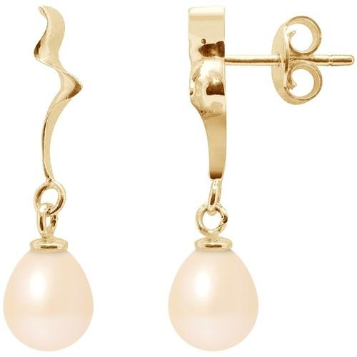 Watches & Jewellery  Women Earrings Blue Pearls BPS K609 W Multicolored