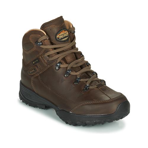 Shoes Women Walking shoes Meindl STOWE LADY GTX Brown