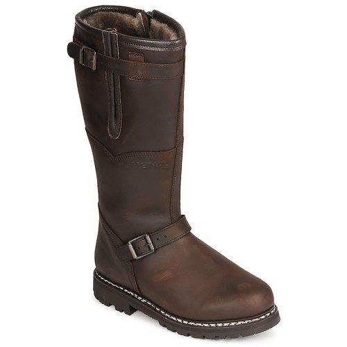 Shoes Men Snow boots Meindl KITZB Brown