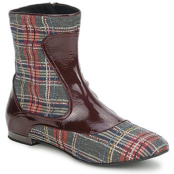 Shoes Women Mid boots Fabi FD9677 Multicoloured