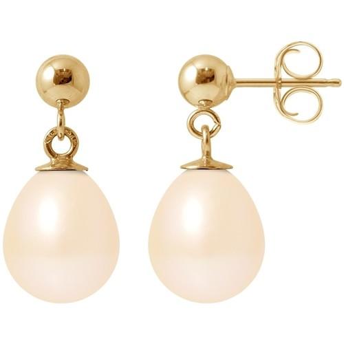 Watches & Jewellery  Women Earrings Blue Pearls BPS K613 W Multicolored