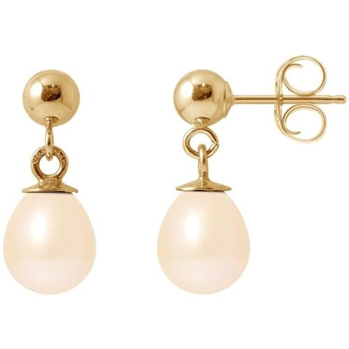 Watches & Jewellery  Women Earrings Blue Pearls BPS K612 W Multicolored