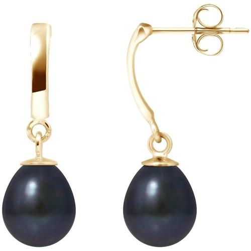 Watches Women Earrings Blue Pearls BPS K615 W Multicolored