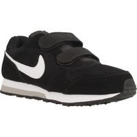 Shoes Girl Low top trainers Nike MD RUNNER Black