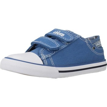 Shoes Boy Low top trainers Chicco CAFFE Blue