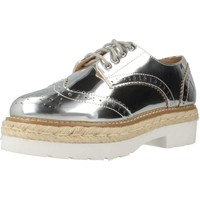 Shoes Women Derby Shoes MTNG 51785M Silver