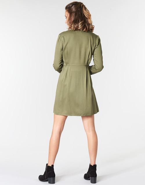 Betty London LAKI Kaki - Free delivery  ! - Clothing Short Dresses Women   27.99