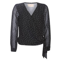 Clothing Women Tops / Blouses Moony Mood LUKE Black