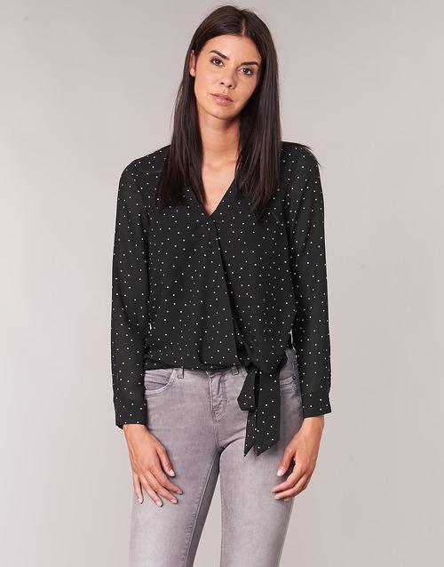 Clothing Women Tops / Blouses Moony Mood LUKE Black