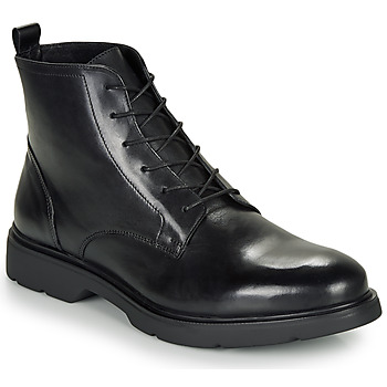 Shoes Men Mid boots André GEREMY Black