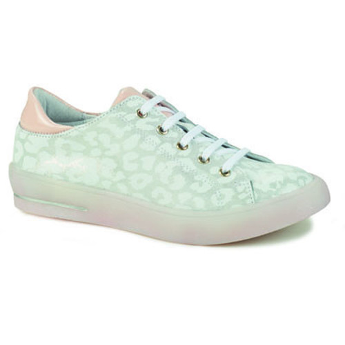 Shoes Girl Low top trainers Catimini CANDOU Silver