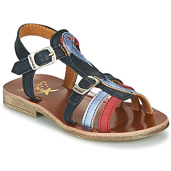 Shoes Girl Sandals Catimini CAMALA Marine