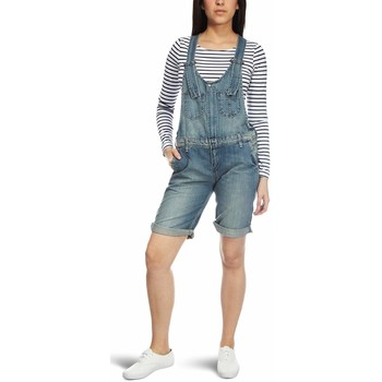 Clothing Women Jumpsuits / Dungarees Lee L326OECY blue