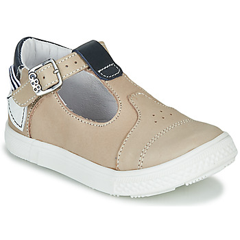 Shoes Boy Hi top trainers GBB ATALE Beige