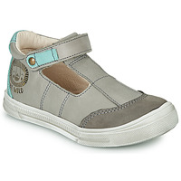 Shoes Boy Hi top trainers GBB ARENI Grey