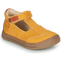 Shoes Boy Hi top trainers GBB ARENI Orange