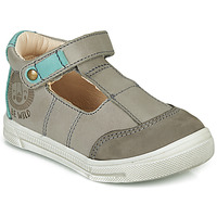 Shoes Boy Hi top trainers GBB ARENI Grey