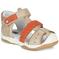 Shoes Boy Sandals GBB EUZAK Beige
