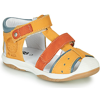 Shoes Boy Sandals GBB EUZAK Orange