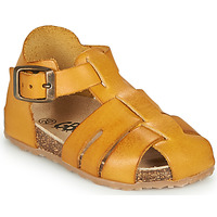Shoes Boy Sandals GBB FREDERICO Orange