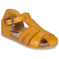 Shoes Boy Sandals GBB FREDERICO Mustard