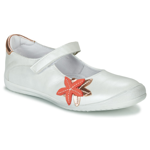 Shoes Girl Flat shoes GBB EMILIETTE White