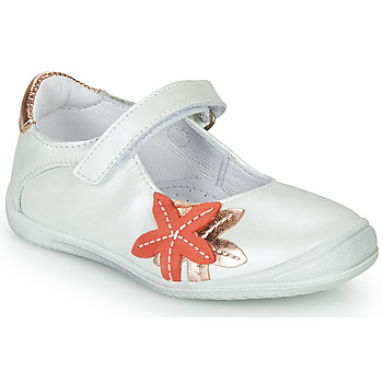 Shoes Girl Flat shoes GBB EMILIETTE White