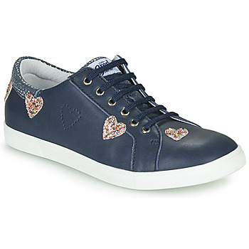 Shoes Girl Low top trainers GBB ASTROLA Blue