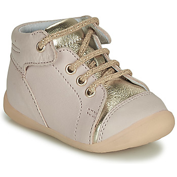 Shoes Girl Hi top trainers GBB OLSA White