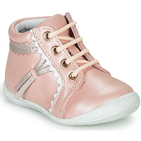 Shoes Girl Hi top trainers GBB ACINTA Pink