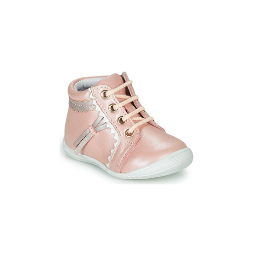 Shoes Girl Hi top trainers GBB ACINTA Pink