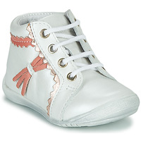 Shoes Girl Hi top trainers GBB ACINTA VTE BLANC DPF/KEZIA