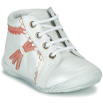 Shoes Girl Hi top trainers GBB ACINTA White