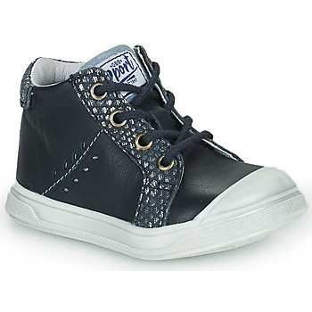 Shoes Girl Hi top trainers GBB AGAPE Blue