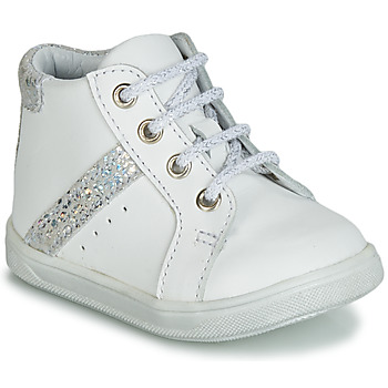 Shoes Girl Hi top trainers GBB AGLAE White