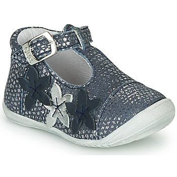 Shoes Girl Flat shoes GBB AGATTA Blue