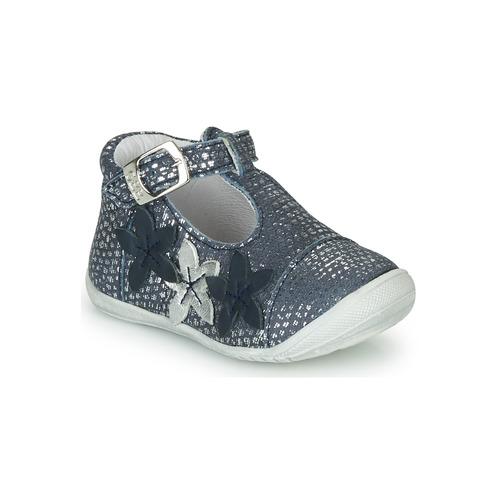Shoes Girl Flat shoes GBB AGATTA Blue