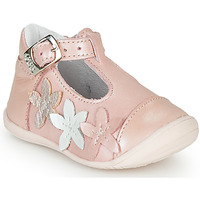 Shoes Girl Flat shoes GBB AGATTA Pink