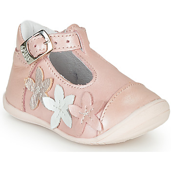 Shoes Girl Flat shoes GBB AGATTA VTE ROSE DPF/KEZIA
