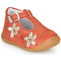 Shoes Girl Flat shoes GBB AGATTA Coral