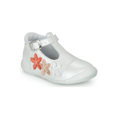 Shoes Girl Flat shoes GBB AGATTA White