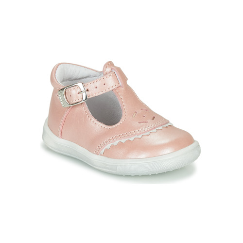 Shoes Girl Flat shoes GBB AGENOR Pink